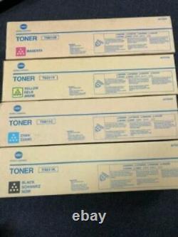 Konica Minolta Véritable A04p131 A04p231 A04p331 A04p431 Tn610 Toner C5500/c6500