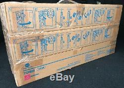 Lot De 12 Konica Minolta Toner Véritable Tn619y Tn619c Tn619m Tn619k C1060 C1070