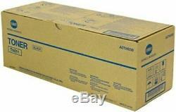 Lot De 4 Qté Véritable Konica Minolta Tn011 Noir Encre Pour Pro 1200/1051 Bizhub