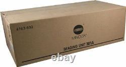 Nouveau! Véritable Konica Minolta Dialta Di350 Di351 Imaging Unit Drum 301 4163-602