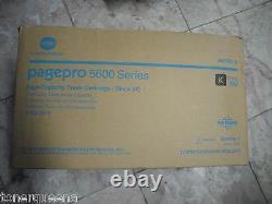 Nouveau Véritable Konica Minolta Pagepro 5600 5650 Imprimante À Grande Capacité Toner A0fp012