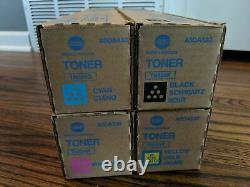Tn324c Tn324m Tn324y Tn324k C368 C308 C258