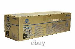 Tn616k, A1u9130 Véritable Konica Minolta Bizhub Presse C6000 C7000 Toner Noir