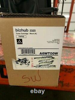 Véritable Bizhub 3320 Toner Tnp43