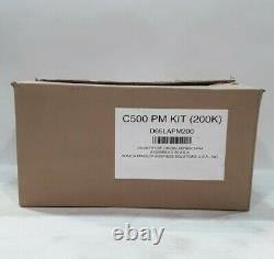 Véritable Konica D65lapm200 Maintenance Pm Kit 200k Bizhub C500 New Oem Bd758