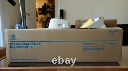 Véritable Konica Minolta 4047-601 Iu310m Bizhub C351/c450 Unité D'imagerie Magenta Nouveau