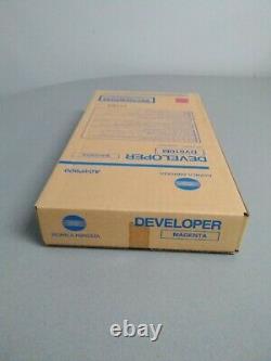 Véritable Konica Minolta A04p800 (dv610m) Magenta Developer Bizhub Pro C5500, C5501