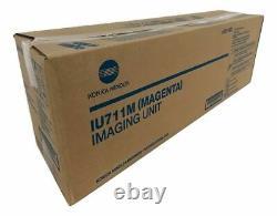 Véritable Konica Minolta A2x20ed Magenta Imaging Unit