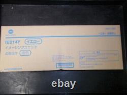 Véritable Konica Minolta A85y-08d Iu214y Imaging Unit Yellow Bizhub C227 / C287