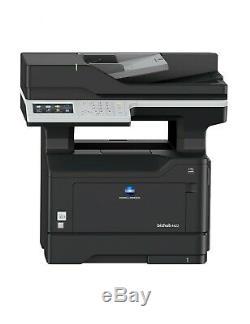 Véritable Konica Minolta Bizhub 4422 Copieur Imprimante Scanner