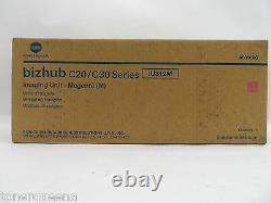 Véritable Konica Minolta Bizhub C20 C30 Magenta Drum Imaging Unit Iu312m A0310ag
