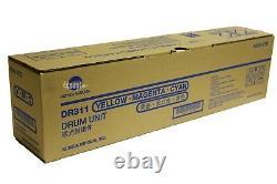 Véritable Konica Minolta Bizhub C220 C280 C360 Drum Color Dr311c Dr311y Dr311m