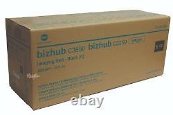 Véritable Konica Minolta Bizhub C3850/c3350 Iup22k Unité D'imagerie Noire A3gp01d
