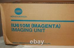 Véritable Konica Minolta Bizhub C451 C550 C650 Magenta Imaging Unit Iu610m A0600df