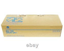 Véritable Konica Minolta Bizhub Pro C5500 / C6500 Drum Unit Du-102 Du102c A0400y0