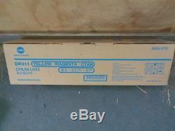 Véritable Konica Minolta Dr311 Drum Unit Color A0xv0td Bizhub C220 C280 C360