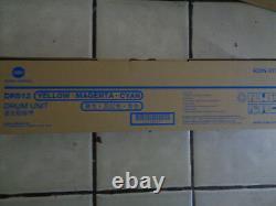 Véritable Konica Minolta Dr512 Couleur Unité De Tambour A2xn0td Bizhub C554 C224 C364