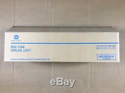 Véritable Konica Minolta Du-104 Drum Unit Bh C6500 C7000 C7000