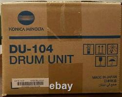 Véritable Konica Minolta Du-104 (a2vg0y0) Unité Tambour Bizhub Press C6000, C7000, C70hc
