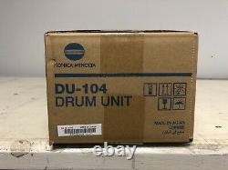 Véritable Konica Minolta Du104 A2vg0y0 Drum Unit Bizhub Press C6000 C7000 Bnib