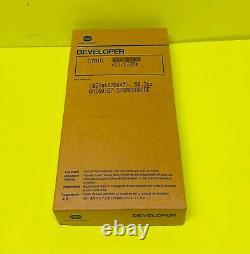 Véritable Konica Minolta Dv-910 Développeur Pour Bizhub 920 950 Oem