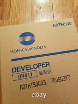 Véritable Konica Minolta Dv011 Développeur A0th500