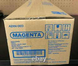 Véritable Konica Minolta Dv512 Magenta Développeur A2xn-0ed