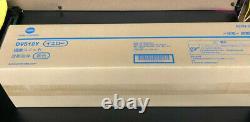 Véritable Konica Minolta Dv512 Yellow Developer A2xn-08d Pour Bizhub C554/c454/c364