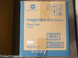 Véritable Konica Minolta Magicolor 4600 4650 4690mf 4695mf C20p Fuser Unit A06x017