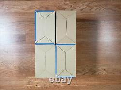 Véritable Konica Tnp48 Cmyk Toner Set Pour Bizhub C3850 C3350 Fedex 2 Day