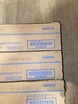 Véritable Toner Konica Minolta Bizhubc454 (tn512k, Tn512m, Tn512y)