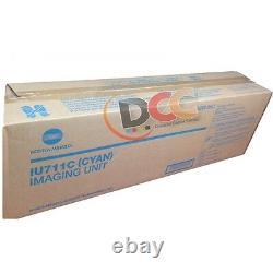 Véritable Unité D'imagerie Cyan Iu711c Pour Bizhub C654 C754 Iu711 A2x20kd